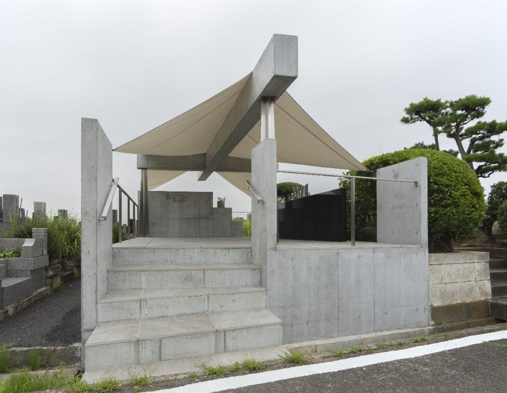 雪ノ下教会墓地2